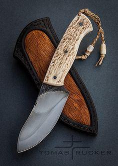 Tomas Rucker knife