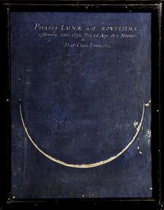 Second Phase of the Moon Observed - Maria Clara Eimmart - Wikipedia, the free encyclopedia