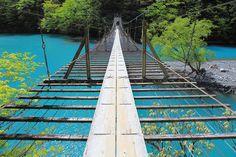 寸又峡の夢の吊り橋 晴れの国静岡の一度は見て欲しい!週末行ける絶景スポット6選