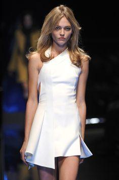 Versace at Milan Fashion Week Fall 2010