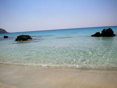 Kedrodasos beach, on Crete island ~ Greece
