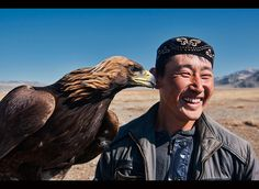 Someday I will visit Mongolia and see these amazing kindred spirits in action.
