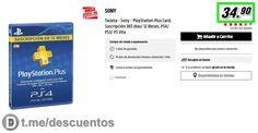 Suscripción 1 año Playstation PLUS a sólo 3490 - http://ift.tt/2kuy2PU