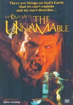 Lo Innombrable (1988) VOSE/Esp   DESCARGA CINE CLASICO