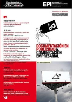 Documentación en publicidad y comunicación empresarial (vol. 19, núm. 2, marzo-abril 2010)