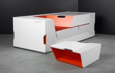 Boxetti Lounge living space module
