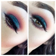 Urban decay Alice through the the looking glass palette