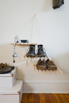 10 DIY Space Saving Projects To Make This Weekend