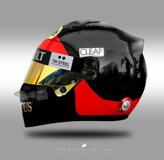 Helmet - Sean Bull Design