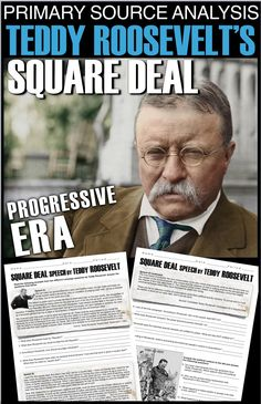 Progressive Era vs New Deal