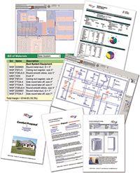 Wrightsoft HVAC sales modules
