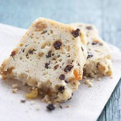 Traditional Irish Soda Bread gets an update with golden raisins and dried currants. More St. Patrick's Day recipes: http://www.bhg.com/holidays/st-patricks-day/recipes/fresh-ideas-for-st-patricks-day-dinner/?socsrc=bhgpin030513sodabread=6
