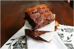 Brownies : 'TWD : Baking with Julia'