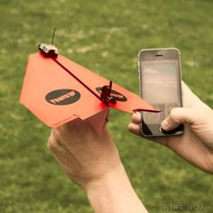 PowerUp 3.0 Smartphone Controlled Paper Aeroplane