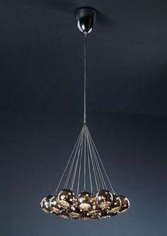 Lampa wisząca PERLINA 452840 Sanneli Design - Cudowne Lampy