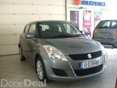 Discover All New & Used Cars For Sale in Ireland on DoneDeal. Buy & Sell on Ireland's Largest Cars Marketplace. Now with Car Finance from Trusted Dealers. Suzuki Swift, Car Finance, New And Used Cars, Cars For Sale, Buy And Sell, Stuff To Buy, Cars For Sell