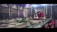 Mobile Suit Gundam Prototype RX-78-01 Clip 16 marzo 2014 - Tsuberov