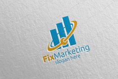 Marketing Financial Advisors Vector Logo Design Template Icon Template Features: - Fully editable,easy to edit the text,slogan,and colour - Include vector Vector Logo Design, Logo Design Template, Logo Templates, Graphic Design, Marketing Logo, Financial Logo, Accounting Logo, Creative Logo, Business Logo