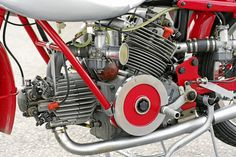 120°空冷VツインMotoGuzziレーサー ( オートバイ ) - アドリア海のフラノ -SINCE 2006- - Yahoo!ブログ