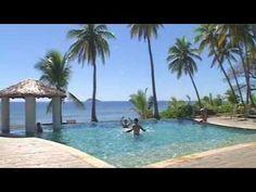 Mana Island Resort hotel video