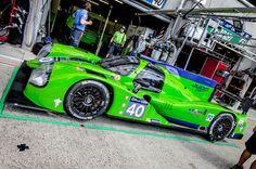 Krohn Racing Ligier JS P2 at the 24 Hours of Le Mans