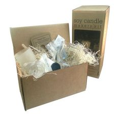 Soy Candle Kit, £17, now featured on Fab.