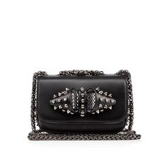 Bags - Sweety Charity Mini Chain Bag - Christian Louboutin