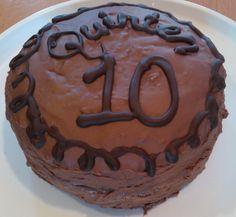 Zooooo lekker! En makkelijk te maken met de cake mix van Heel Gezonde Mama. Recept nu op de blog van www.heelgezondemama.nl