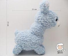 Alpaca Amigurumi Pattern Free : Llama lama plush amigurumi felt alpaca doll stuffed animal large