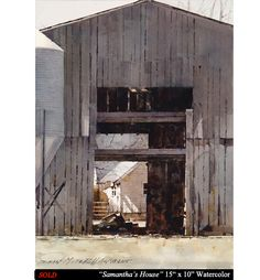Dean Mitchell Studio   Watercolors and Oil Paintings