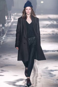 Ami Fall 2015 Menswear Fashion Show