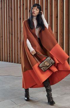 ELLE X Bottega Veneta Fall Street Style Trends by David Roemer