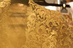 Alexandre Vauthier Haute Couture Fall 2012 details     #luxury #modewalk #hautecouture #highfashion #runway #backstage #AlexandreVauthier