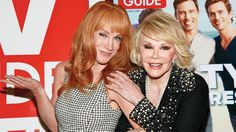 Funniest Females - BFF's - Joan Rivers and Kathy Griffin - Fashion Police
