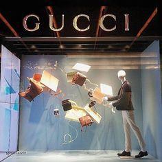 Gucci, Colocación inusual
