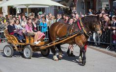 06.05.2017 - Festumzug zur Bezirks-Pferde-Ausstellung - Lienz http://ift.tt/2pLHKi7 #brunnerimages