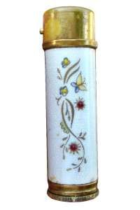 Evans Lipstick lighter put out in 1955.