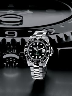 Five Holiday Watches | Rolex GMT Master II
