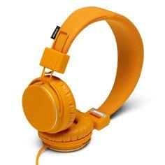 Plattan Headphones Pumpkin | Urbanears | eu.Fab.com
