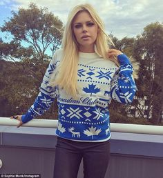 Sophie Monk says Benji Madden has mother's engagement ring