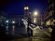 Gioconda monna Lisa Italy Padua street art artist alessio b Pop Art, Street Art, Lisa, Italy, Concert, Artist, Padua, Italia, Artists