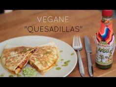 Vegane Quesadillas - YouTube