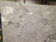 Super White Granite Slab