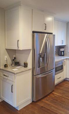 House Organization Ideas Kitchen Charging Stations Ideas For 2019 Kitchen Backsplash, Diy Kitchen, Kitchen Dining, Kitchen Decor, Kitchen Furniture, Kitchen Interior, Kitchen Cabinet Design, Kitchen Cabinets, Kitchen Trends