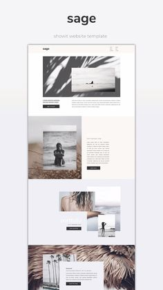 Completely Customizable Designer-Made Showit Website Template for stylish creatives who value minimal design and maximal results. #showit #website #template #webdesign #branding #business #creative #professional #minimalist #clean #modern #ideas