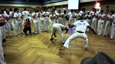 Contra Mestre Neguinho e Mestre Esquilo CDO USA 2013