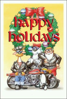 Happy Harley-days.