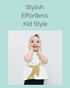 Stylish and comfortable kids style by @Ola Luv Luv Omami Mini. Receive 20% off entire online store for limited time valid through 2/4/14!