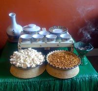 Coffee ceremony