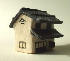 Shop of old Japan by  Hayama Yuta
